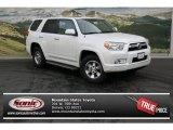 2013 Blizzard White Pearl Toyota 4Runner SR5 4x4 #73750395