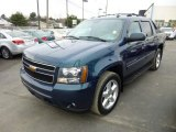 2007 Chevrolet Avalanche LTZ 4WD Data, Info and Specs