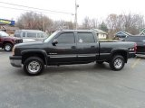 2003 Dark Gray Metallic Chevrolet Silverado 2500HD LS Crew Cab 4x4 #73750928
