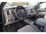 2013 Toyota Tundra SR5 Double Cab 4x4 Graphite Interior