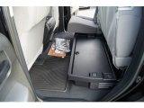 2013 Toyota Tundra SR5 Double Cab 4x4 Rear Seat