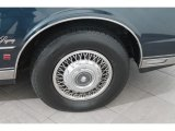 Oldsmobile Ninety-Eight Wheels and Tires