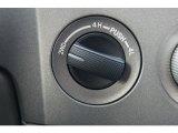 2013 Toyota Tundra SR5 Double Cab 4x4 Controls