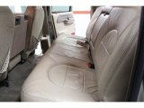 1999 Ford F350 Super Duty Lariat Crew Cab 4x4 Dually Rear Seat