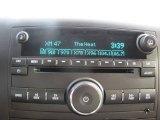 2010 Chevrolet Silverado 1500 LT Extended Cab 4x4 Audio System