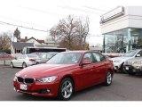 2012 Melbourne Red Metallic BMW 3 Series 328i Sedan #73750522