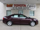 2011 Bordeaux Reserve Metallic Ford Fusion SE V6 #73750518