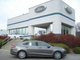 2013 Sterling Gray Metallic Ford Fusion SE 1.6 EcoBoost #73750510