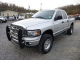 2002 Dodge Ram 1500 Bright Silver Metallic