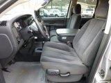 2002 Dodge Ram 1500 SLT Quad Cab 4x4 Front Seat