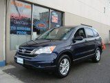 2010 Royal Blue Pearl Honda CR-V EX AWD #73751131