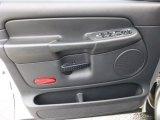 2002 Dodge Ram 1500 SLT Quad Cab 4x4 Door Panel
