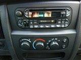 2002 Dodge Ram 1500 SLT Quad Cab 4x4 Controls