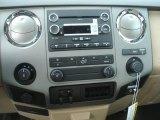 2012 Ford F250 Super Duty XLT Regular Cab 4x4 Controls