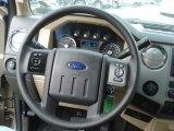 2012 Ford F250 Super Duty XLT Regular Cab 4x4 Steering Wheel