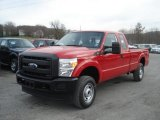 2013 Ford F250 Super Duty XL SuperCab 4x4 Data, Info and Specs