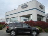 2013 Tuxedo Black Metallic Ford Explorer Limited 4WD #73750495