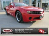 2010 Victory Red Chevrolet Camaro LS Coupe #73750992