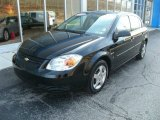 2007 Black Chevrolet Cobalt LS Sedan #73750483