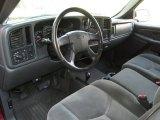 2004 Chevrolet Silverado 1500 Z71 Extended Cab 4x4 Dark Charcoal Interior