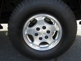 2004 Chevrolet Silverado 1500 Z71 Extended Cab 4x4 Wheel