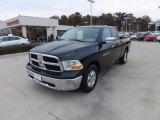 2012 Black Dodge Ram 1500 SLT Quad Cab #73750853