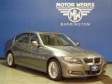 2011 Space Gray Metallic BMW 3 Series 335d Sedan #73750451