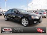 2013 Brilliant Black Audi A4 2.0T Sedan #73808735