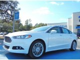 2013 Oxford White Ford Fusion SE 1.6 EcoBoost #73808465