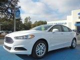 2013 Oxford White Ford Fusion SE #73808464