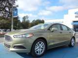 2013 Ginger Ale Metallic Ford Fusion SE #73808463