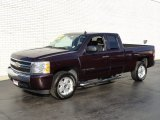 2008 Chevrolet Silverado 1500 LT Extended Cab 4x4 Data, Info and Specs