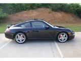 2007 Black Porsche 911 Carrera S Coupe #73809096