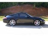 2007 Black Porsche 911 Carrera S Coupe #73809095