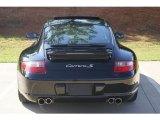 2007 Porsche 911 Carrera S Coupe Marks and Logos