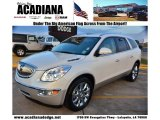 2010 White Opal Buick Enclave CXL #73808572