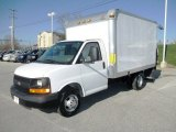 2009 Chevrolet Express Cutaway Commercial Moving Van Data, Info and Specs