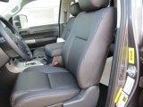 2013 Toyota Tundra TSS CrewMax 4x4 Black Interior