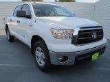 2013 Super White Toyota Tundra CrewMax #73808690
