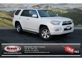 2013 Blizzard White Pearl Toyota 4Runner SR5 4x4 #73808294