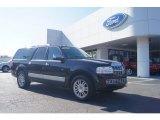 Black Lincoln Navigator in 2007