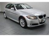 2010 Titanium Silver Metallic BMW 3 Series 328i Sedan #73808835