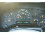 2005 Chevrolet Silverado 1500 LS Extended Cab Gauges