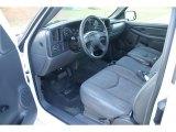 2005 Chevrolet Silverado 1500 LS Extended Cab Medium Gray Interior