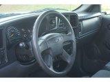 2005 Chevrolet Silverado 1500 LS Extended Cab Steering Wheel