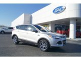 2013 Ingot Silver Metallic Ford Escape SEL 1.6L EcoBoost #73808550