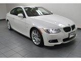 2012 Mineral White Metallic BMW 3 Series 335i Coupe #73808826