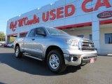 2010 Silver Sky Metallic Toyota Tundra Double Cab #73808399
