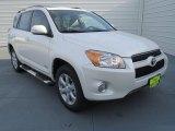 2012 Blizzard White Pearl Toyota RAV4 Limited #73808670