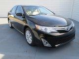 2012 Attitude Black Metallic Toyota Camry XLE #73808669